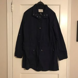 A New Day Navy Coat